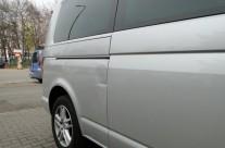 VW T5 CARAVELLE PRZED NAPRAWĄ