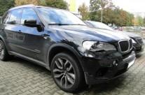 BMW X5 – PRZED NAPRAWĄ