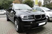 BMW X5 PO NAPRAWIE