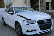 Audi A3 Sedan przed naprawą