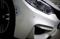 BMW M4 – lakierowanie spot